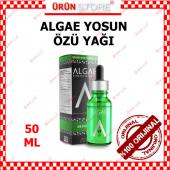 Algae Yosun Özü Yağı 50 Ml X 5 Kutu