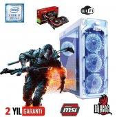 Dragos Intel İ7 8700 16gb Ram 2tb Hdd 8gb Gtx1070 Ekran Kartı Gaming Bilgisayar