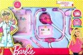 Medikal Set Barbie Doktor Seti 6 Parça