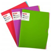Bigpoint Pop Sunum Dosyası A4 20 Li Yeşil Pembe