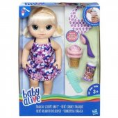 Baby Alive Dondurma Zamanı Hasbro