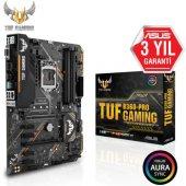 Asus Tuf B360 Pro Gamıng Ddr4 2666mhz S+v+g 1151p8