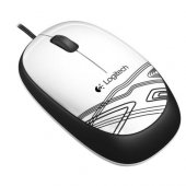Logitech M105 Usb Mouse Beyaz 910 002944