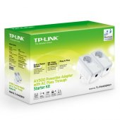 Tp Link Tl Pa4010pkıt Av500 Ac Powerline Adaptör
