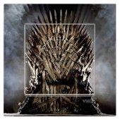 Dekoratif Uv Baskılı Elektrik Düğmesi Priz Zil Game Of Thrones