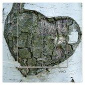 Dekoratif Baskılı Elektrik Düğmesi Priz Kapı Zili Kalp Kütük