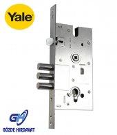 Yale Çelik Kapı Emniyet Kilidi Barelli Sistem Silindir 68mm