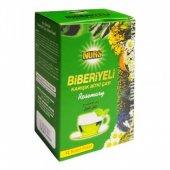 Nurs Lokman Hekim Biberiyeli Karışık Bitki Çayı 42 Li Süzen Poşe