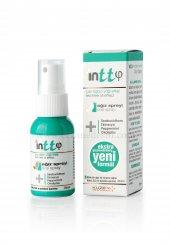 Intto Oral (Ağız) Spreyi 25 Ml.çay Ağacı Yağı Etkisi İle Etkin B