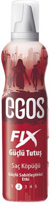 Egos Fix Saç Köpüğü Güçlü Tutuş 125 Ml No 2 Güçlü ...
