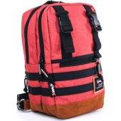 Young Body Bag Sırt Çantası Kırmızı 31035