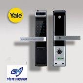 Yale Parmak İzli Ve Şifreli Dijital Gömme Kilit Ydm 4109