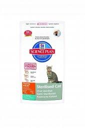 Hills Kısırlaştırılmış Ton Balıklı Kedi Maması 3,5 Kg