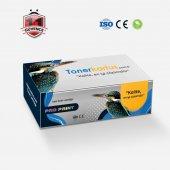 Hp 308a Q2672a Hp Color Laserjet 3700dn Sarı Muadil Toner