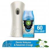Air Wick Oda Kokusu Freshmatic Makine + Yedek 250 Ml Ege Deniz Ko