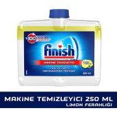 Finish Bulaşık Makinesi Deterjanı Makine Temizleyici 250ml Limon