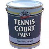 Tenis Kortu Boyası,20 Kg, Spor Saha Boyası, Yeşil,...