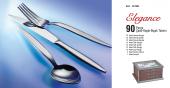 Berf Elegance 90 Parça Çatal Kaşık Bıçak Takımı