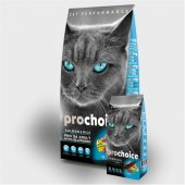 Prochoice Pro 34 Somonlu Kedi Maması 15 Kg