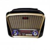 Mega Mg 1600u Usb Sd Mp3 Şarlı Fenerli Radyo