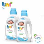 Uni Baby Çamaşır Deterjanı 1500 Ml X 2 Adet