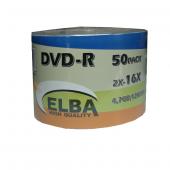 Elba Dvd R 4.7gb 120 Min16x Shrink 50 Li (1 Paket 50 Adet)