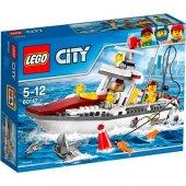 Lego City Fishing Boat 60147