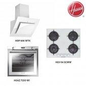 Hoover Beyaz Ankastre Set 2 (Hoaz 7150 Wı+hdm656 Wtk+hgv64 Smcw)