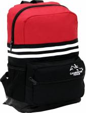 Cambridge Polo Club, Unisex Mini Sırt Çanta, Kırmızı