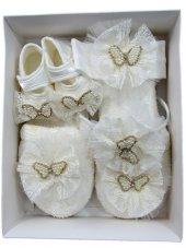 Eda Baby Anne Kız Bebek Set