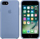 Fonemax Apple İphone 7 8 Silikon Kılıf Azur Mavisi