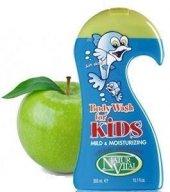 Natur Vital Kids Doğal Çocuk Vücut Şampuan 300ml Banyo Köpüğü
