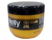 Nelly Gold Keratin 24k Maske 500ml