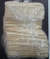Tırnak İtme Çubuğu Ahşap 1000 Li (Portakal Çubuğu) 11 Cm