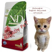 N&d Tahılsız Tavuk&nar Kıtten Yavru Kedi Maması 1,5 Kg