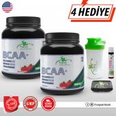 2 Adet Torq Nutrition Bcaa+ 8 G. Bcaa 2 G. Glutamıne 500 G.