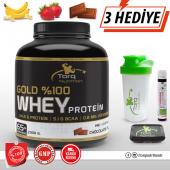 Torq Nutrition Gold Whey Protein Tozu 2300 Gr 3 Aroma Seçeneği
