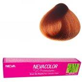 Neva Color Tüp Saç Boyası 7.4 Kumral Bakır 50 Gr