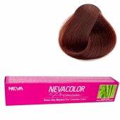 Neva Color Tüp Saç Boyası 4.07 Türk Kahvesi 50 Gr