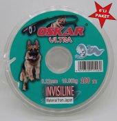 Oskar Invisiline Hayalet Makara Misina 0.22 Mm 100 Mt 6 Lı Paket