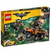 Lego 70914 Batman Movie Bane Truck Toksik Kamyon Saldırısı