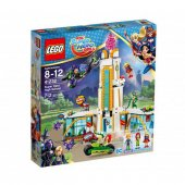Lego 41232 Dc Super Hero Girls Super Kahraman Lisesi