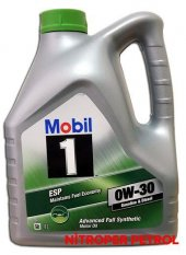 Mobıl 1 Esp 0w 30 4 Lt Benzinli Dizel Motor Yağı