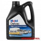 Mobıl Delvac Lcv 10w 40 7 Lt Hafif Ticari Dizel Motor Yağı