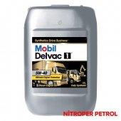 Mobıl Delvac 1 5w 40 20 Lt Tam Sentetik Dizel Motor Yağı