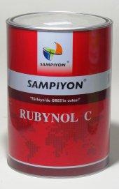 şampiyon Rubynol C3 4 Kg Kırmızı Gres