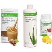 Herbalife Fındık Shake Limon Çay 50 Gr Aloe Vera