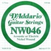Daddario Nickel Wound, Regular Light, 10 46 Nw046