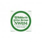 Daddario Nickel Wound, Regular Light, 10 46 Nw034