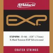 Daddarıo Klasik Gitar Tek Teli D 4.tel Exp4504 , Pro Arte Dadario